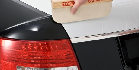 Using surface protection tapes on cars or boats can help to protect them from harsh environmental or industrial factors during the manufacturing process.