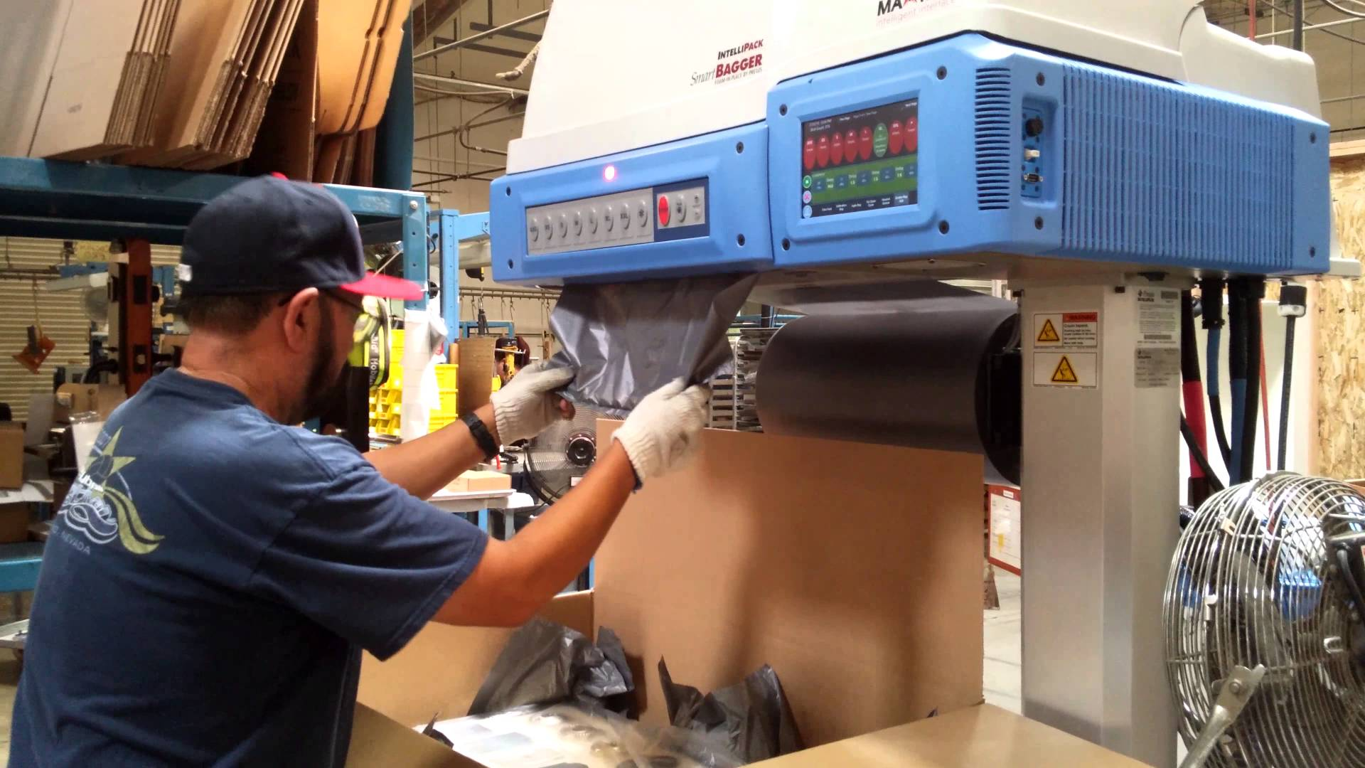 Foam in place packaging allows operators to work smarter and more simply for maximum productivity while reducing or eliminating damage expenses.
