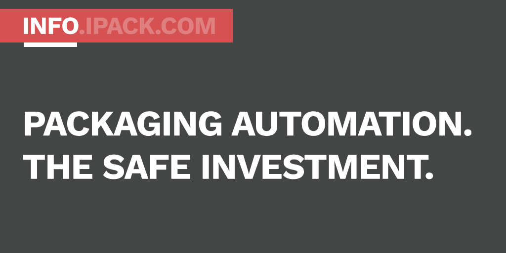Packaging Automation. The Safe Investment.
