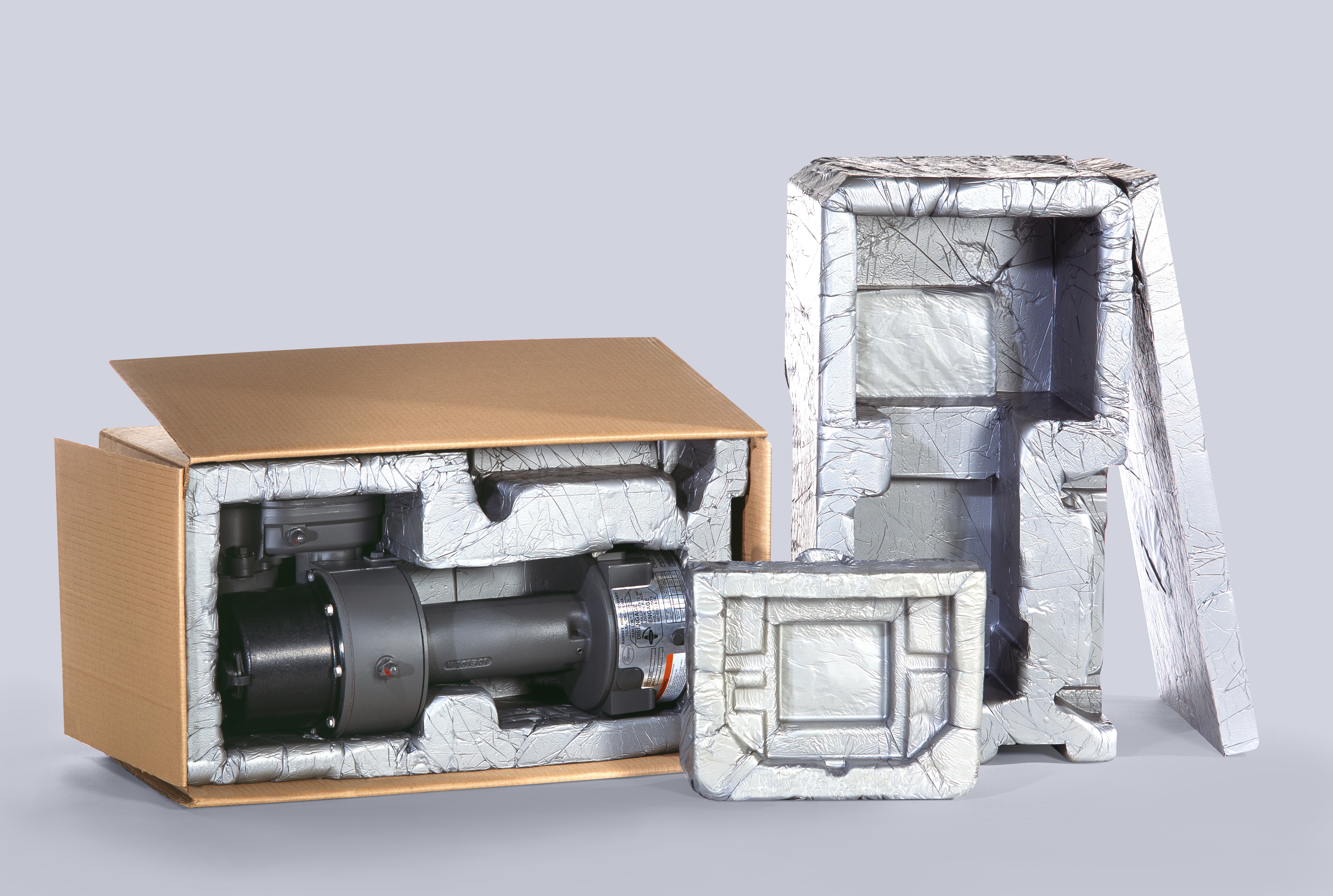 Sommetimes, the only right answer for protective packaging is custom protective packaging.